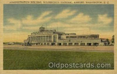 Washington National Airport, Washington DC, SUA