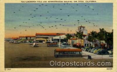 Lindbergh Field, San Diego, CA USA