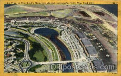 La Guardia Field, New York City, NY USA