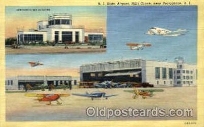RI State Airport, Hills Grove, Providence, RI USA