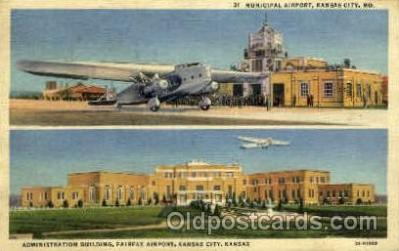 Municipal Airport, Kansas City, MO USA