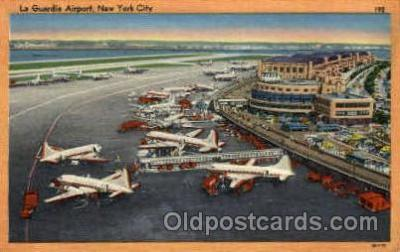 La Guardia New York City, NY USA