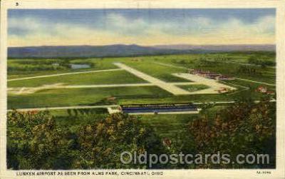 Luken Airport, Cincinnati, OH USA