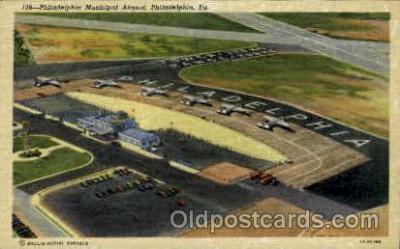 Philadelphia Municipal Airport, Philadelphia. PA USA