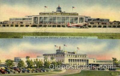 Washington National Airport, Washington DC, USA