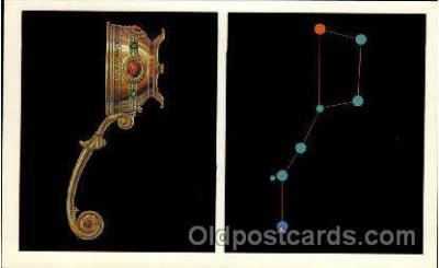 ast001010 - The Big Dipper Astrology Postcard Post Card