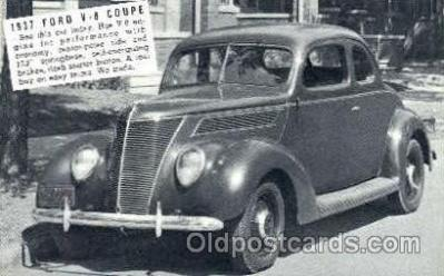 1937 Ford V-8 Coupe