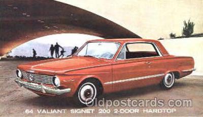 1964 Valiant Signet 200 Hardtop