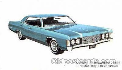 1970 Mercury monterey hardtop