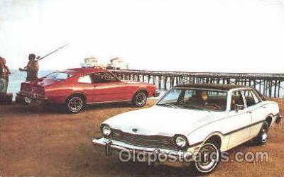 aut100038 - 1977 Comet Auto, Automobile, Car, Postcard Post Card