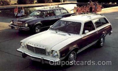 aut100049 - 1978 Bobcat Station Wagon Auto, Automobile, Car, Postcard Post Card