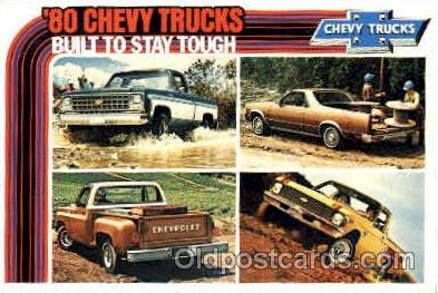 1980 Chevy Trucks