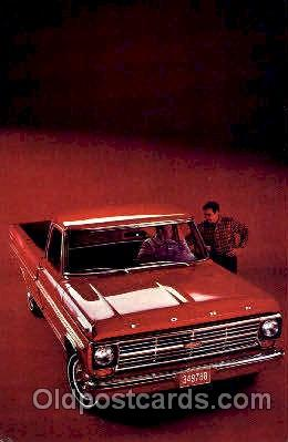 1969 Ford Pickups