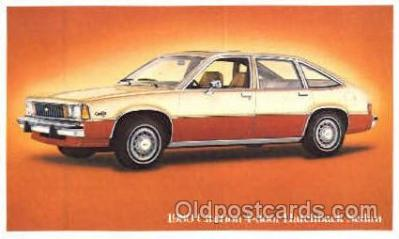 aut100085 - 1980 Citation Hatchback Sedan Auto, Automobile, Car, Postcard Post Card