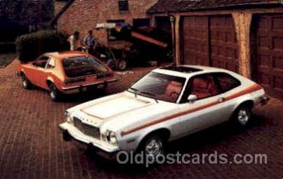 aut100098 - 1978 Bobcat Runabout Auto, Automobile, Car, Postcard Post Card