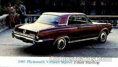1966 Plymouth Valiant Signet