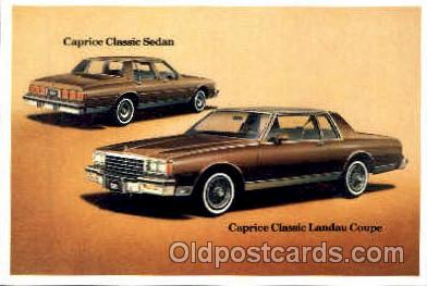 Caprice Classic L&au Coupe/Sedan