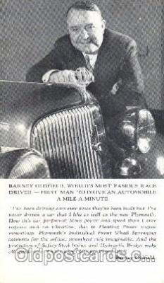 Barney Oldfield