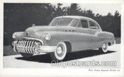 New Buick special model 43