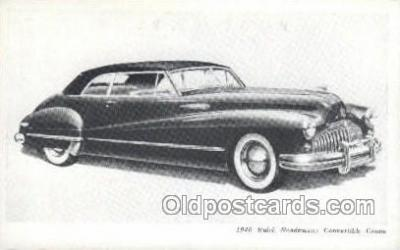 1946 roadmaster convertible coupe