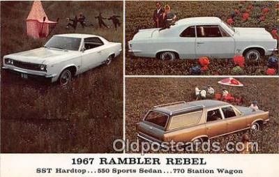 1967 Rambler Rebel