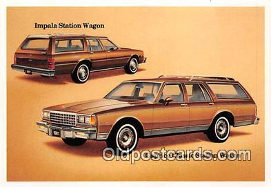 Impala Station Wagon, Chevy