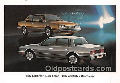 1982 Celebrity 4 Door Sedan, Chevy