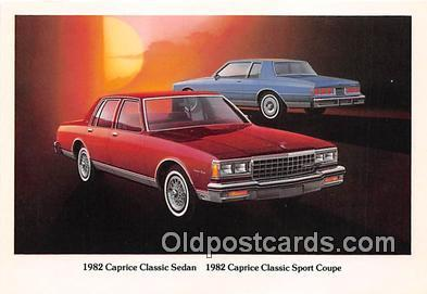 1982 Caprice Classic Sedan, Chevy