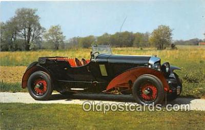 1931 Bentley Sport Touring