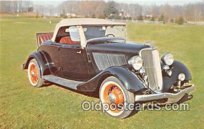 1933 Frod Roadster