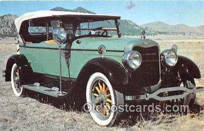 1926 Lincoln Phaeton