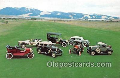 Antique Ford Collection