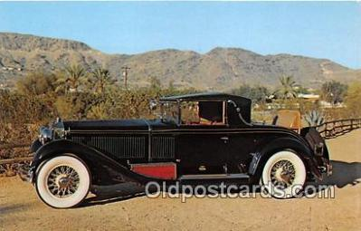 1929 Isotta Fraschini BA Convertible Coupe