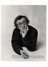 act001091 - Woody Allen Movie Actor / Actress, Entertainment Postcard Post Card