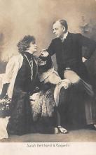 act002060 - Sarah Bernhardt Postcard Post Card