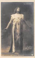 act002066 - Sarah Bernhardt Postcard Post Card