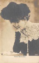 act002071 - Sarah Bernhardt Postcard Post Card