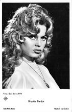 act002103 - Brigitte Bardot Postcard Post Card