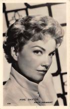 act002105 - Anne Baxter Postcard Post Card