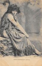 act002120 - Sara Bernhardt Postcard Post Card