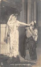 act002122 - Sara Bernhardt Postcard Post Card