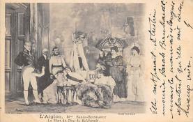 act002140 - Sara Bernhardt Postcard Post Card