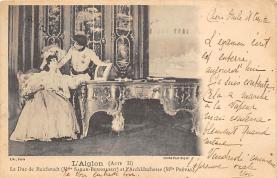 act002143 - Sara Bernhardt Postcard Post Card