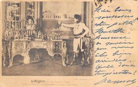 act002147 - Sara Bernhardt Postcard Post Card