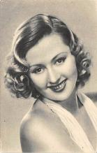 act002170 - Joan Blondell Actor, Actress, Movie Star, Postcard Post Card