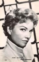 act002174 - Anne Baxter Actor, Actress, Movie Star, Postcard Post Card