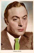 act002185 - Charles Boyer Actor, Actress, Movie Star, Postcard Post Card