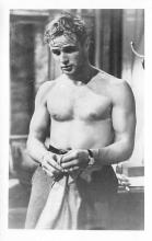 act002196 - Marlon Brando Actor, Movie Star, Postcard Post Card