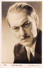 act002200 - Lionel Barrymore Actor, Actress, Movie Star, Postcard Post Card