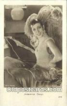 act002210 - Josephine Baker Postcard Post Card Old Vintage Antique